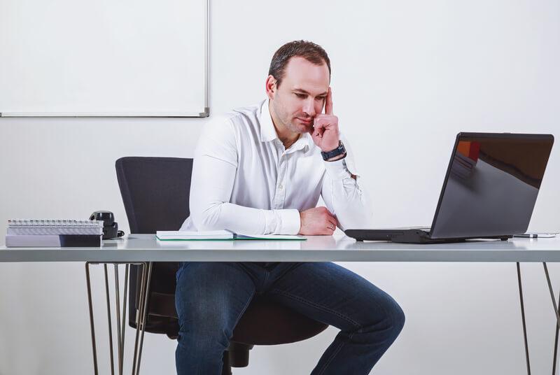 CEO blogging