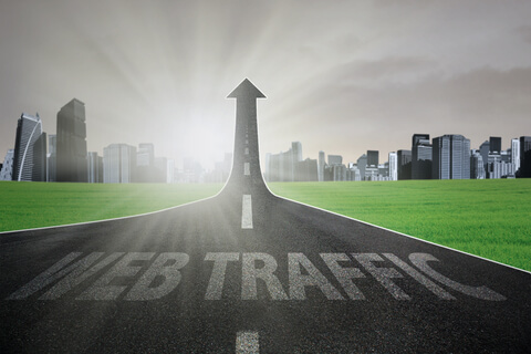 4 creative ways to get more traffic to your website
