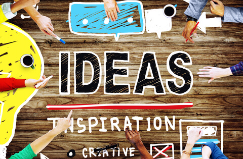 Tips for finding great content ideas for clients