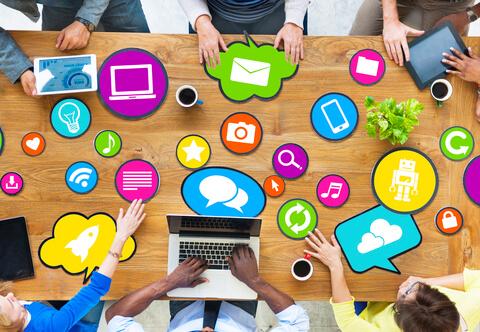 Good content + social media = marketing win