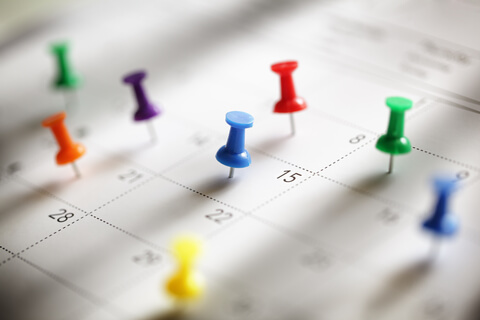 The importance of an editorial calendar for content marketing