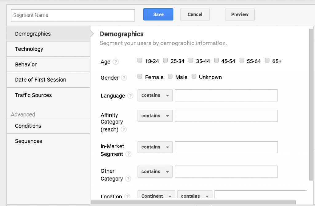 Custom Reports Google Analytics for Content Marketing