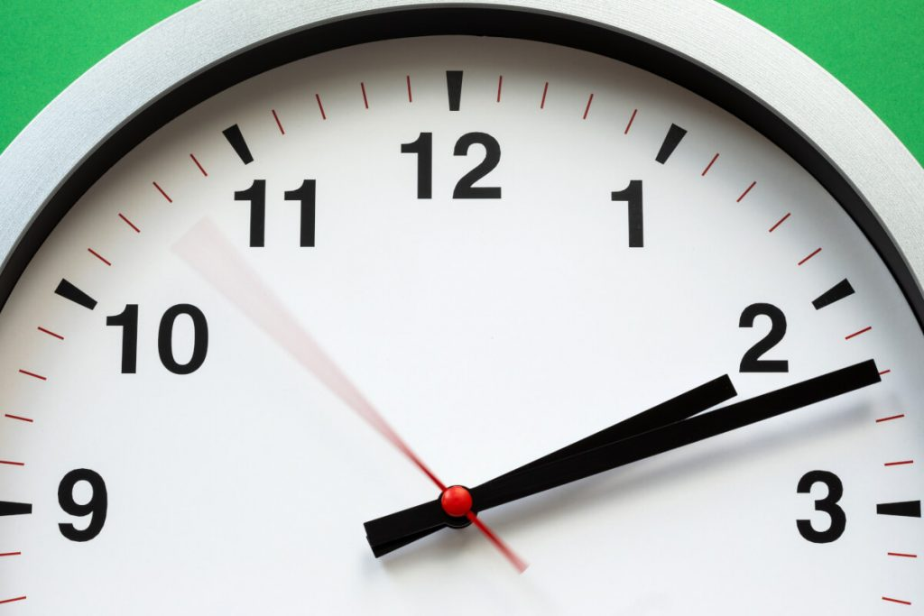 project management time associated with content marketing