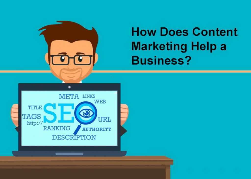 How Does Content Marketing Help a Business