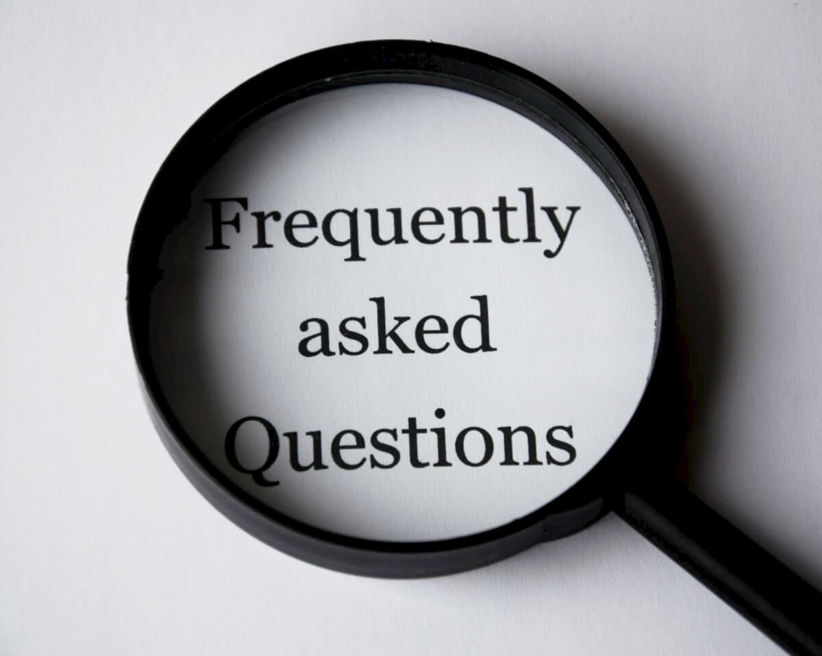 FAQ can answer on specific questions about your product