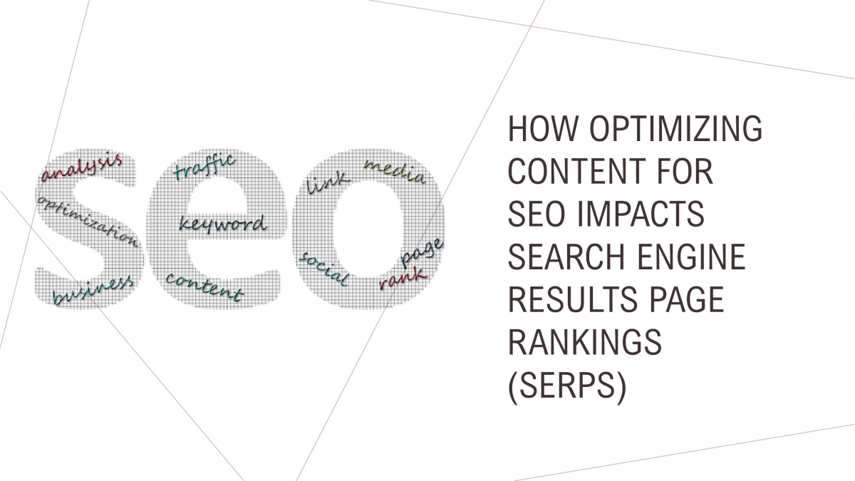 Optimize Content for SEO to Increase SERPs Rankings