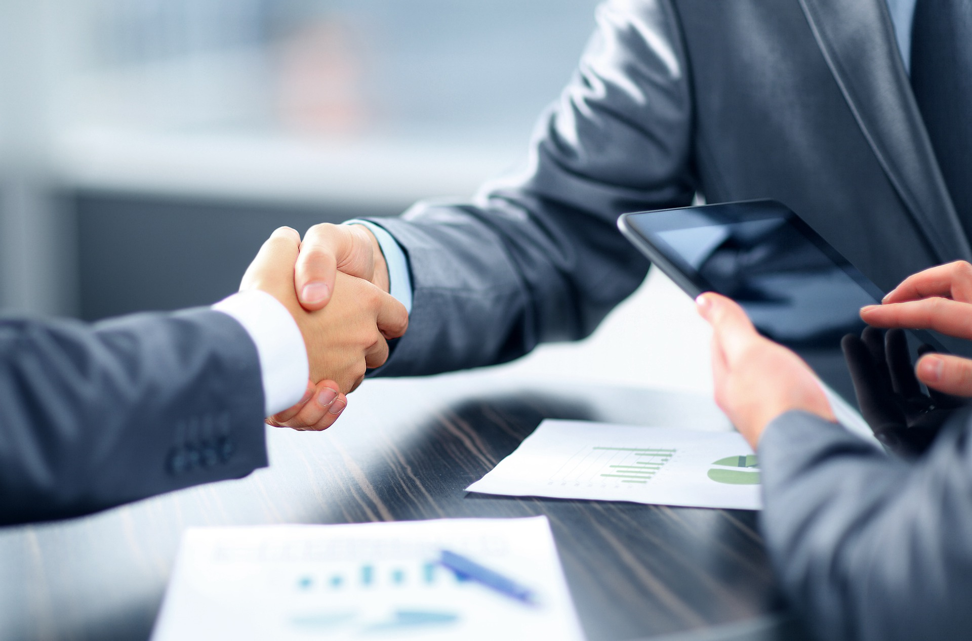 marketing services for financial companies
