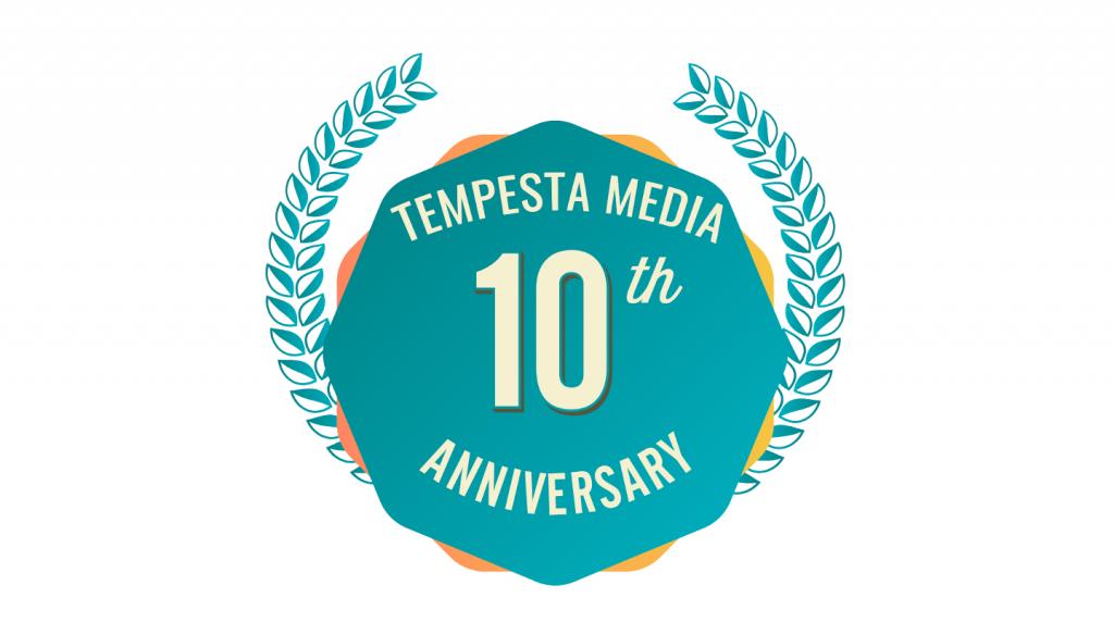 Tempesta Media Anniversary