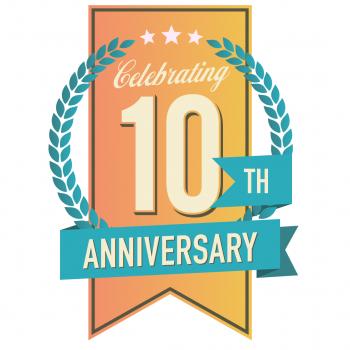 10 years anniversary of Tempesta Media